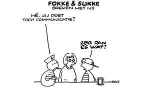 communicatie fokke en sukke